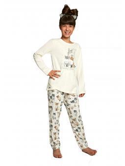 Смотрите также: Пижама для девочки Cornette 031/98
