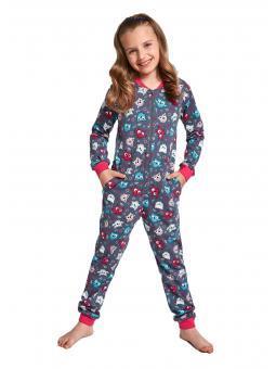 Смотрите также: Пижамный комбинезон для девочки 105/104 Owl 2