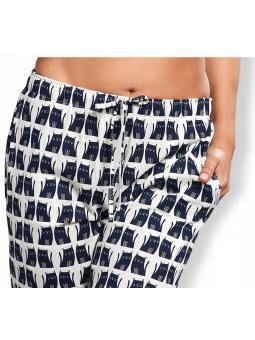 Брюки пижамные жен. 690-11 1(S) Cornette