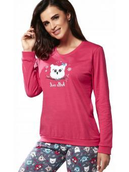 Пижама женская Cornette 683/170 Owl