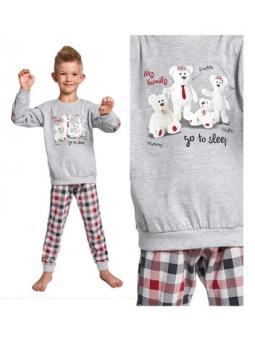 Пижама для мальчика Cornette 175/83 My family