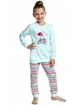 Пижама для девочки Cornette 592/95 Hippo
