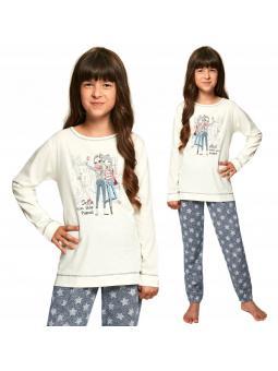 Пижама для девочки Cornette 781/88 Selfie