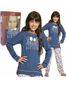 Пижама для девочки Cornette 103/89 Good morning