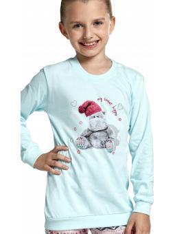 Пижама для девочки Cornette 594/95 Hippo
