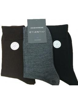 Смотрите также: Шерстяные мужские носки Atlantic MSC-501/E
