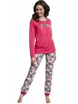Пижама подростковая Cornette 156/30 You & me