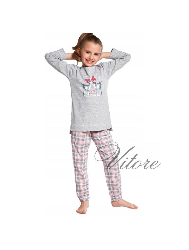 Пижама для девочки Cornette 780/93 Winter day