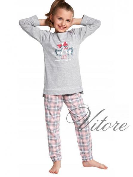 Пижама для девочки Cornette модель: 780/93 Winter day