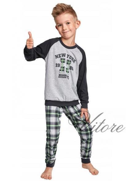 Пижама для мальчика Cornette модель: 178/86 New York