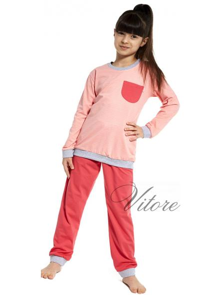 Пижама для девочки Cornette 592 mix