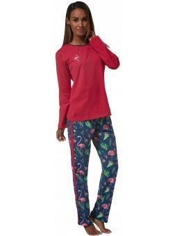 Пижама женская Cornette 184/201 Flamingo 3