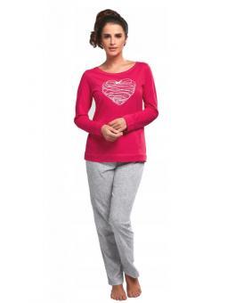Пижама женская Cornette 655/167 Heart