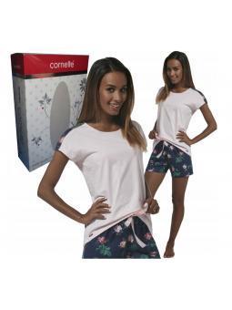 Пижама женская Cornette  518/204 Roses