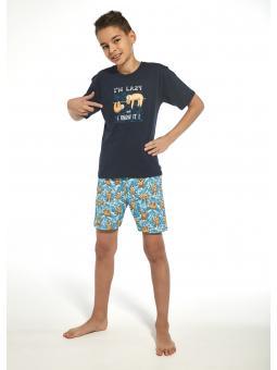 Пижама для мальчика Cornette 790/75 I am lazy