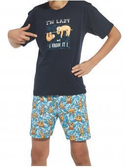 Пижама для мальчика Cornette 789/75 I am lazy