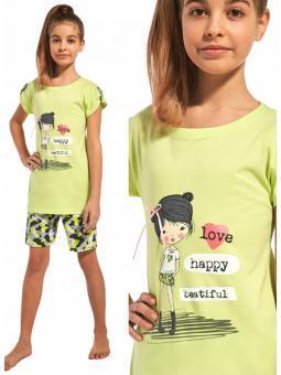 Пижама для девочки Cornette 243/62 Girl