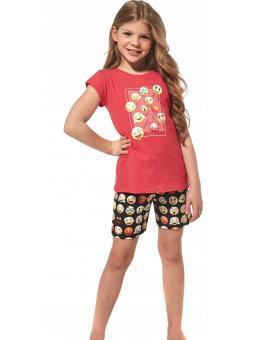 Пижама для девочки Cornette 788/64 Emoticon