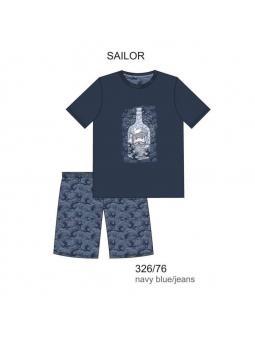 Пижама мужская Cornette 326/76 Sailor