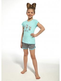 Пижама для девочки Cornette...