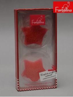 Наклейки топлес Farfallina F2053
