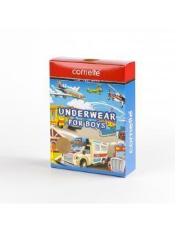 Майка для мальчика Cornette Kids 737