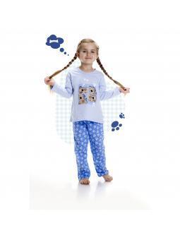 Смотрите также: Пижама для девочки Cornette 811 Dogs