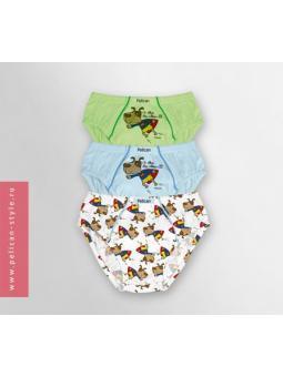 Смотрите также: Трусики - плавки для мальчика Pelican BUL-312