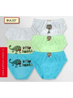 Трусики - плавки для мальчика Pelican BUL-327