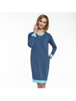 Смотрите также: Ночная рубашка для женщины Cornette Emily 2
