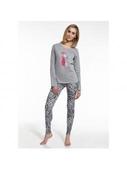 Смотрите также: Пижама женская Cornette Giraffe