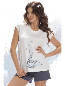 Смотрите также: Пижама женская Cornette Cafe