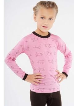 Детский комплект термобелья Lopoma Easy Guard Girl