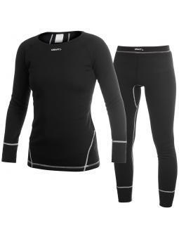 Смотрите также: Комплект женский Craft Worm 1900251(футболка + штаны)