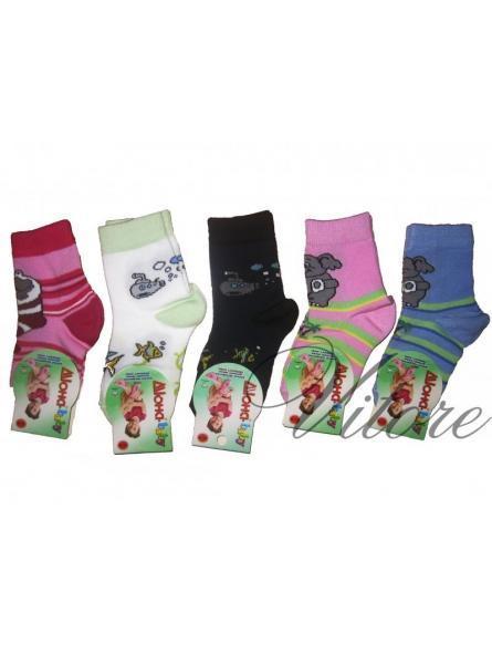 Носки детские Дюна модель: 4В456 демисезонные