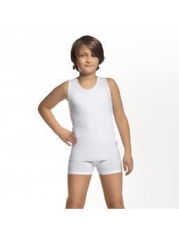Смотрите также: Комплект (майка+шортики) для мальчика Cornette Kids 866