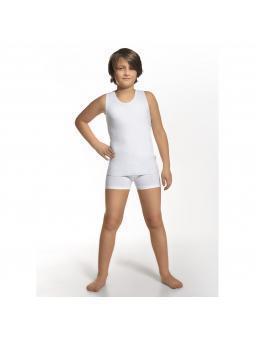 Смотрите также: Комплект (майка+шортики) для мальчика Cornette Young 8660