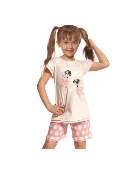 Пижама для девочки Cornette 588/40 ladybirds