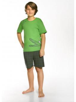 Пижама для мальчика Cornette 789/34 Hangry Crocodile