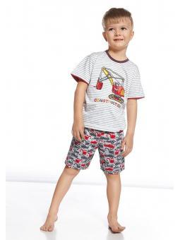 Пижама для мальчика Cornette 789/42 Construction