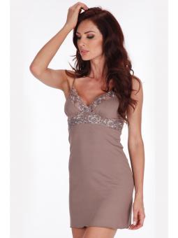 Смотрите также: Ночная рубашка для женщины DeLafense 967 Mariette