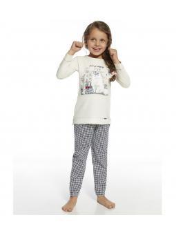 Пижама для девочки Cornette Shopping