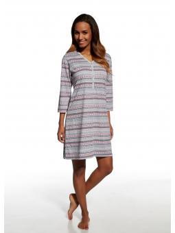 Смотрите также: Ночная рубашка для женщины Cornette 651/119 Ingrid
