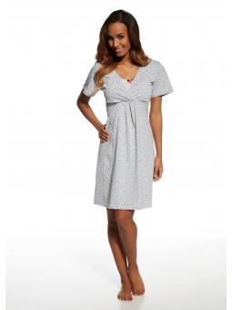 Смотрите также: Ночная рубашка для женщины Cornette 693/117 White bear 3