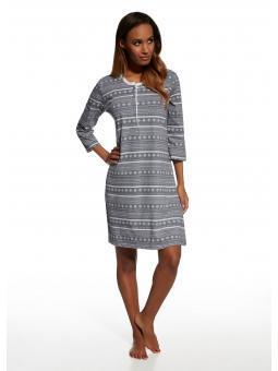 Смотрите также: Ночная рубашка для женщины Cornette 651/120 Stars6