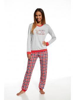 Смотрите также: Пижама женская Cornette 671/122 Winter