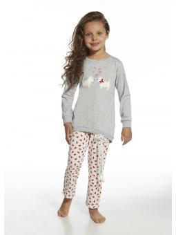 Пижама для девочки Cornette 590/58 Dogs