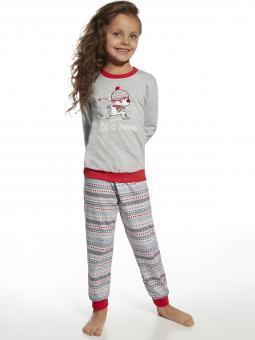 Пижама для девочки Cornette 594/70 Snow