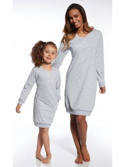 Ночная рубашка для женщины Cornette 652/121 White Bear