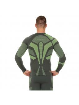 Блуза мужская с длинным рукавом Brubeck Dry LS13080